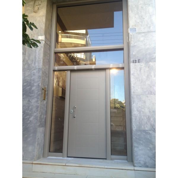 εξωτερικες πορτες εισοδου,Πόρτα Εισόδου Πολυκατοικίας 27 Πόρτες Εισόδου Πολυκατοικίας