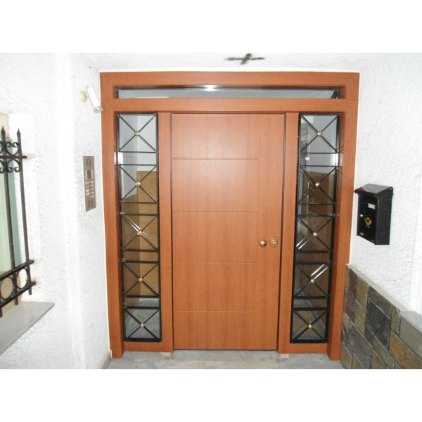 εξωτερικες πορτες εισοδου,ΠΕΡΣΕΑΣ Πόρτες Εισόδου Πολυκατοικίας