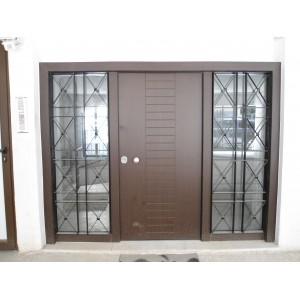 εξωτερικες πορτες εισοδου,ΠΟΣΕΙΔΩΝΑΣ Πόρτες Εισόδου Πολυκατοικίας