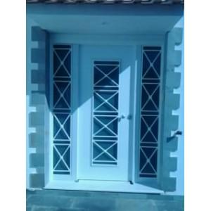 εξωτερικες πορτες εισοδου,ΑΝΤΙΓΟΝΗ Πόρτες Εισόδου Πολυκατοικίας