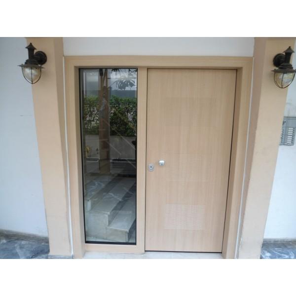 εξωτερικες πορτες εισοδο,ΑΙΟΛΟΣ Πόρτες Εισόδου Πολυκατοικίας