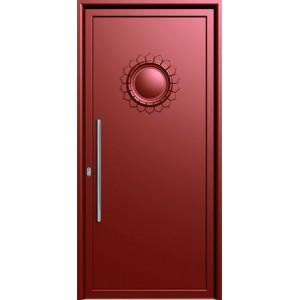 πορτες ασφαλειας,Αλουμίνιο 06  Επένδυση Αλουμινίου