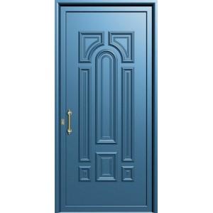 πορτες ασφαλειας,Αλουμίνιο 10  Επένδυση Αλουμινίου