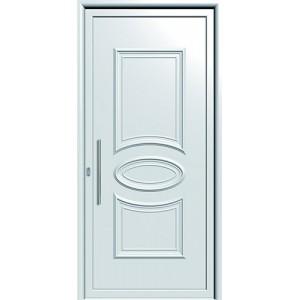 πορτες ασφαλειας, Αλουμίνιο 14  Επένδυση Αλουμινίου