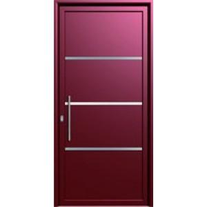πορτες ασφαλειας ,Αλουμίνιο 16  Επένδυση Αλουμινίου