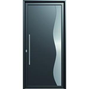 πορτες ασφαλειας,Αλουμίνιο 17  Επένδυση Αλουμινίου