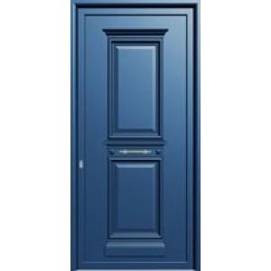 πορτες ασφαλειας,Αλουμίνιο 20  Επένδυση Αλουμινίου