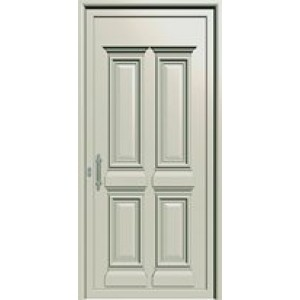 πορτες ασφαλειας,Αλουμίνιο 23  Επένδυση Αλουμινίου