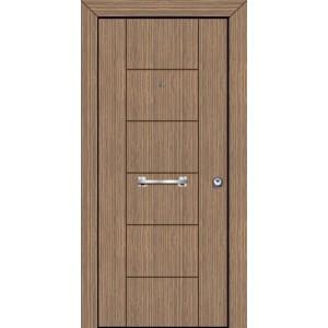 θωρακισμενες πορτες ασφαλειας,PVC 10  Επένδυση PVC