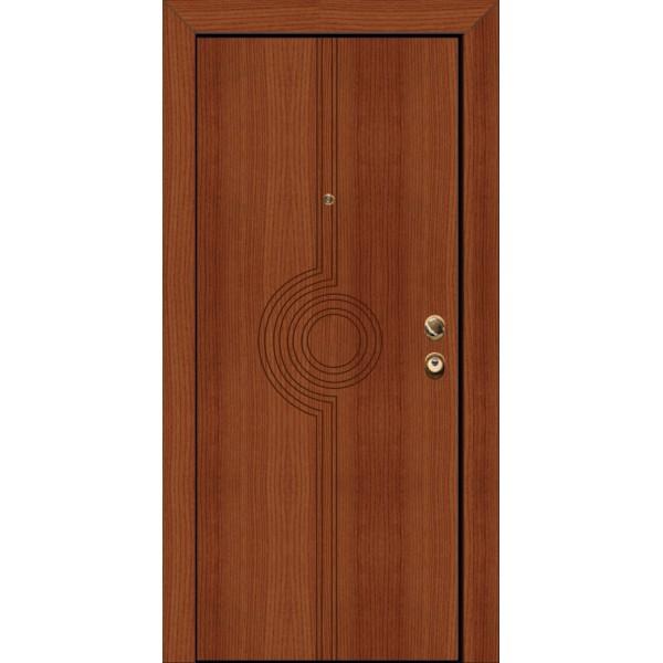 πορτες ασφαλειας, PVC 01  Επένδυση PVC