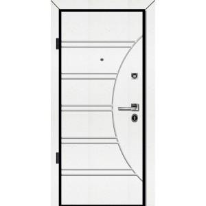 θωρακισμενες πορτες ασφαλειας,PVC 11  Επένδυση PVC