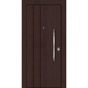 θωρακισμενες πορτες ασφαλειας,PVC 15  Επένδυση PVC