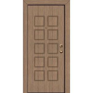 θωρακισμενες πορτες ασφαλειας, PVC 16  Επένδυση PVC