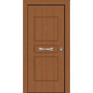 θωρακισμενες πορτες ασφαλειας,  PVC 19  Επένδυση PVC
