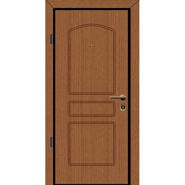 θωρακισμενες πορτες ασφαλειας, PVC 20  Επένδυση PVC