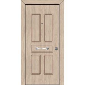 θωρακισμενες πορτες ασφαλειας,PVC 21  Επένδυση PVC